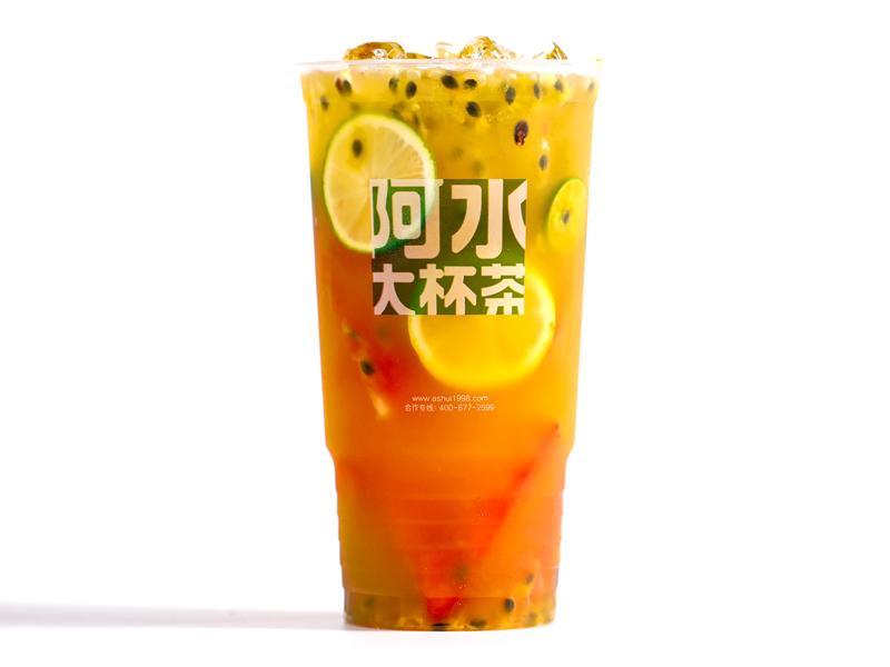 巴厘岛超级水果茶